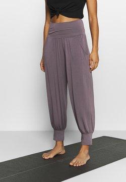 Deha - PANTALONE ODALISCA - Jogginghose - purple gray