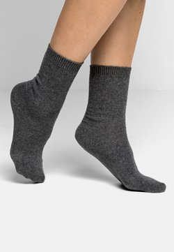 FALKE - COSY  - Sportsocken - light grey mel