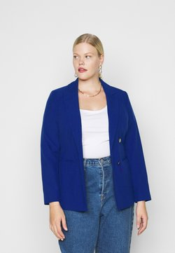 CAPSULE by Simply Be - ESSENTIAL FASHION - Blazer - ink blue