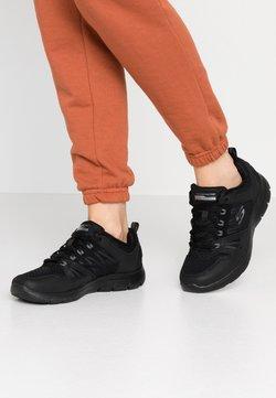 Skechers Sport - SUMMITS - Sneakers - black