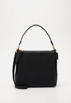 Coach - SHAY SHOULDER BAG - Handtasche - black