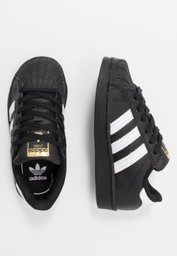 adidas Originals - SUPERSTAR - Sneakers laag - core black/footwear white