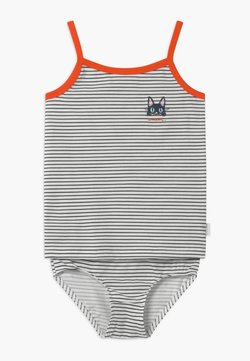 Schiesser - KIDS SET - Caraco - white