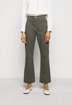 Tory Burch - Pantalones - marsh