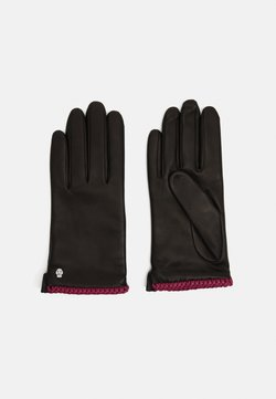 Roeckl - BRIGHTON - Fingerhandschuh - black/pink