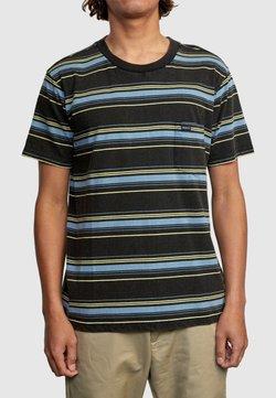 RVCA - T-Shirt print - pirate black