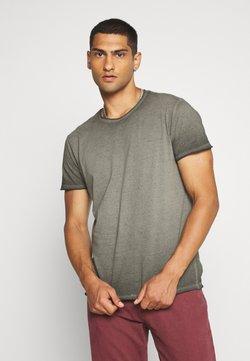 Brave Soul - RADICALC - Print T-shirt - olive