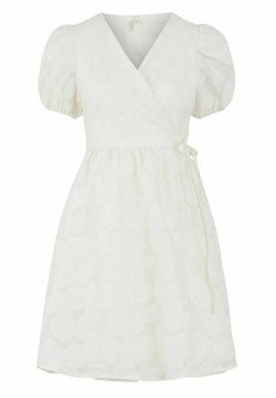 YAS - YASBIRDIE - Cocktailkleid/festliches Kleid - pearled ivory