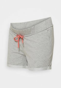 Esprit Maternity - SHORTS - Short - medium grey melange