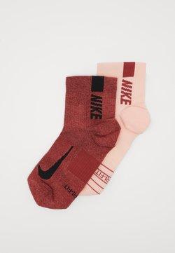 Nike Performance - ANKLE UNISEX 2 PACK - Calcetines de deporte - multi-color