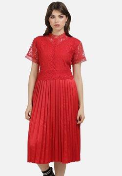 myMo ROCKS - Cocktailkleid/festliches Kleid - rot