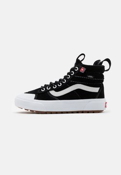 Vans - SK8 MTE 2.0 DX UNISEX - Korkeavartiset tennarit - black/true white