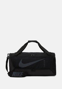 Nike Performance - DUFF UNISEX - Sports bag - black/black/black