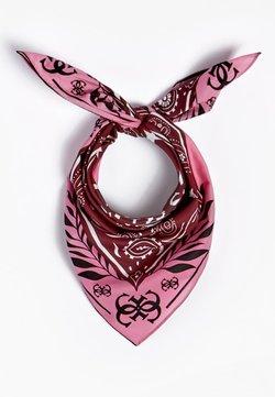 Guess - Foulard - mehrfarbe rose