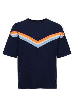 Superdry - T-Shirt print - nautical navy