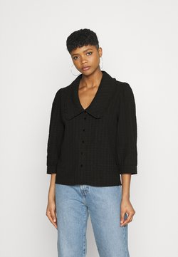 b.young - BXFLARE SHIRT - Camicetta - black