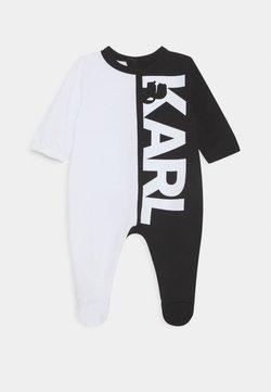 KARL LAGERFELD - UNISEX - Pyjama - white/black