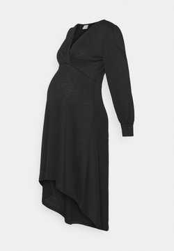 MAMALICIOUS - MLABELLA TESS DRESS - Vestido ligero - black