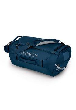 Osprey - TRANSPORTER - Borsa da viaggio - deep water blue