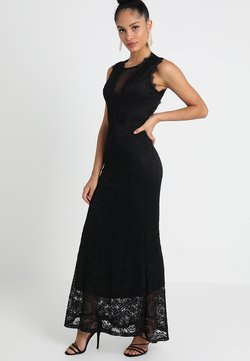 WAL G. - SLEEVLESS MAXI - Robe de cocktail - black