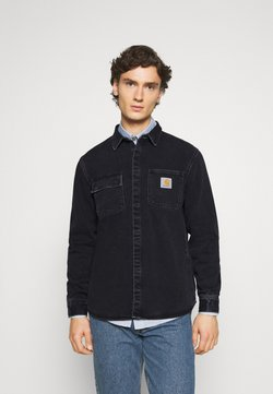 Carhartt WIP - SALINAC MAITLAND - Overhemd - black stone washed