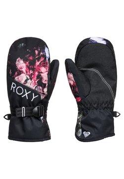 Roxy - JETTY G MITT G MTTN BRV - Fingerhandschuh - true black blooming party