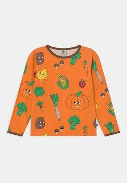 Småfolk - VEGETABLE UNISEX - Camiseta de manga larga - orange