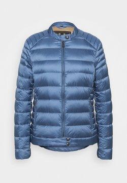 Belstaff - ODILE JACKET - Down jacket - airforce blue