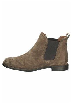Paul Green - Ankle Boot - braun grau