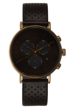 Timex - FAIRFIELD - Montre à aiguilles - dark brown