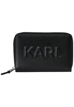 KARL LAGERFELD - Portfel - black
