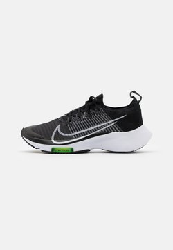 Nike Performance - AIR ZOOM PEGASUS TURBO UNISEX - Neutrala löparskor - black/white/volt