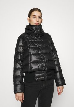 Sisley - JACKET - Winterjacke - black