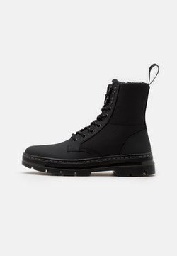 Dr. Martens - COMBS II UNISEX - Lace-up ankle boots - black ajax