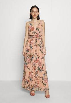 Vero Moda - VMSUNILLA DRESS - Maxi dress - mahogany