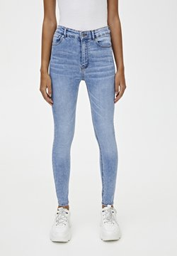 PULL&BEAR - Jeans Skinny Fit - light blue