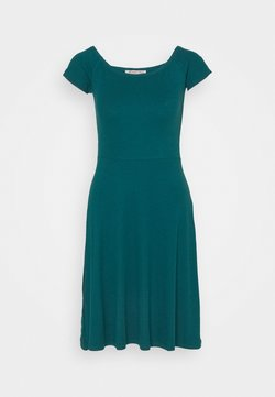 Anna Field - BASIC - Mini dress - Vestido ligero - dark green
