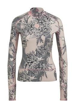 adidas by Stella McCartney - ADIDAS BY STELLA MCCARTNEY TRUEPURPOSE ALLOVER PRINT  - Funktionsshirt - pink
