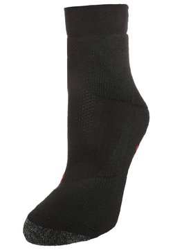 FALKE - TE SHORT - Sportsocken - black