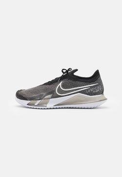 Nike Performance - COURT REACT VAPOR NXT - All court tennisskor - black/white