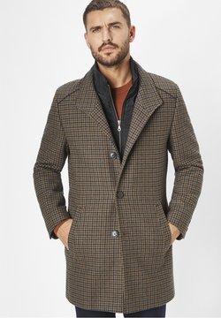S4 Jackets - Wollmantel/klassischer Mantel - brown