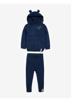 Next - SET - Jersey con capucha - dark blue