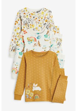 Next - 3 PACK - Pyjamabroek - multi-coloured