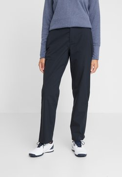 Under Armour - ELEMENTS RAIN PANT - Stoffhose - black