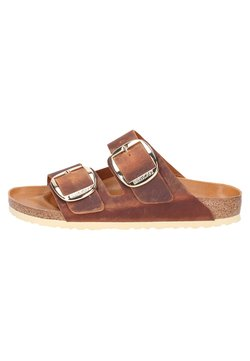 Birkenstock - Chaussons - brown