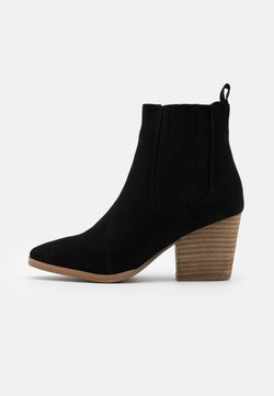 Rubi Shoes by Cotton On - JOLENE GUSSET - Ankle Boot - black