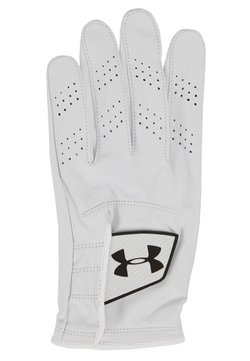 Under Armour - SPIETH TOUR GLOVE - Fingervantar - white/black