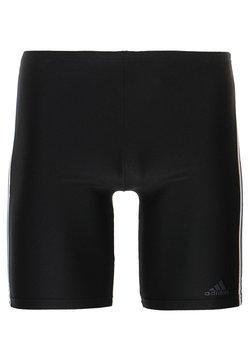 adidas Performance - FIT JAM  - Szorty kąpielowe - black/white