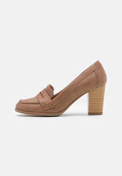 Wallis - CHANNING - Classic heels - tan