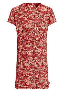 WE Fashion - Freizeitkleid - red
